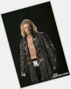Edge WWE blonde hair & hairstyles Athletic body,