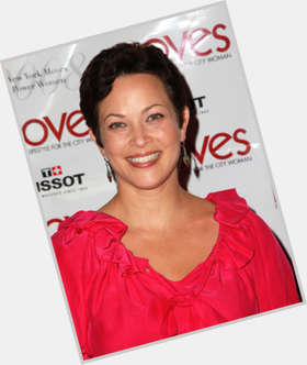 "<a href=""/hot-women/ellie-krieger/is-she-still-food-network-married-related-ina"">Ellie Krieger</a> Slim body,  dark brown hair & hairstyles"