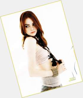"<a href=""/hot-women/emma-stone/is-she-married-single-related-sharon-pretty-natural"">Emma Stone</a> Slim body,  dyed blonde hair & hairstyles"