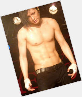 "<a href=""/hot-men/gackt/is-he-gay-married-christian-vampire-woman-bi"">Gackt</a> Slim body,  dyed blonde hair & hairstyles"