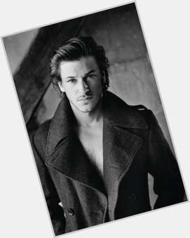 Gaspard Ulliel dark brown hair & hairstyles Athletic body,