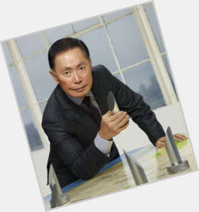 "<a href=""/hot-men/george-takei/is-he-gay-atheist-still-alive-wolverine-howard"">George Takei</a> Average body,  dyed black hair & hairstyles"
