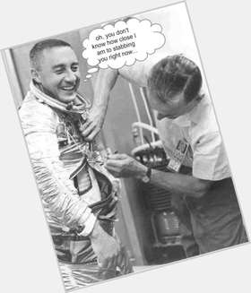 "<a href=""/hot-men/gus-grissom/is-he-still-alive-why-famous-where-grissoms"">Gus Grissom</a> Average body,  salt and pepper hair & hairstyles"