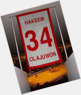 "<a href=""/hot-men/hakeem-olajuwon/is-he-christian-best-center-ever-hall-fame"">Hakeem Olajuwon</a> Athletic body,  black hair & hairstyles"