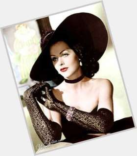 "<a href=""/hot-women/hedy-lamarr/is-she-still-alive-living-where-buried-what"">Hedy Lamarr</a> Slim body,  black hair & hairstyles"