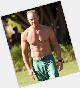 "<a href=""/hot-men/ian-ziering/is-he-chippendale-married-bald-where-now-dating"">Ian Ziering</a> Athletic body,  blonde hair & hairstyles"