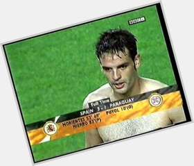 "<a href=""/hot-men/fernando-morientes/is-he-fifa-11-where-what-doing-now"">Fernando Morientes</a> Athletic body,  dark brown hair & hairstyles"