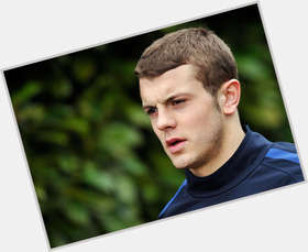 Jack Wilshere light brown hair & hairstyles Athletic body,