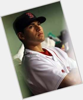 Jacoby Ellsbury dark brown hair & hairstyles Athletic body,