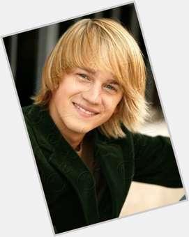 Blonde hair blue eyes male celebrity shoe