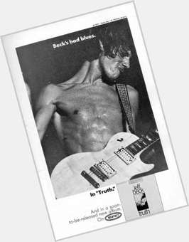 "<a href=""/hot-men/jeff-beck/is-he-married-bald-christian-vegetarian"">Jeff Beck</a> Athletic body,  dark brown hair & hairstyles"
