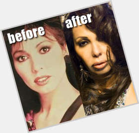 "<a href=""/hot-women/jennifer-rush/is-she-married-black-still-performing-where-now"">Jennifer Rush</a> Average body,  dark brown hair & hairstyles"