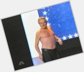 "<a href=""/hot-men/jerry-springer/is-he-real-married-staged-fake-or-show"">Jerry Springer</a> Average body,  grey hair & hairstyles"