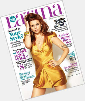 "<a href=""/hot-women/joanna-garcia-swisher/is-she-pregnant-married"">Joanna Garcia Swisher</a> Slim body,  dark brown hair & hairstyles"