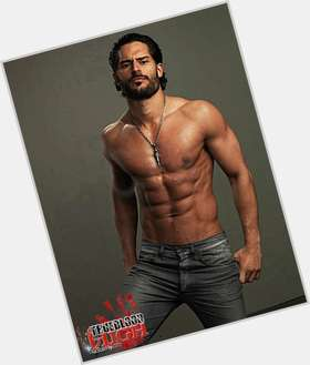 "<a href=""/hot-men/joe-manganiello/is-he-married"">Joe Manganiello</a> Bodybuilder body,  dark brown hair & hairstyles"
