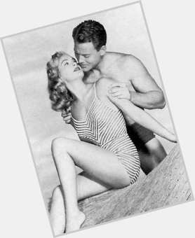 John Agar light brown hair & hairstyles Athletic body,