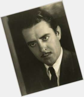 John Gilbert dark brown hair & hairstyles Athletic body,