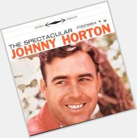 "<a href=""/hot-men/johnny-horton/is-he-still-alive-racist-where-buried-rebel"">Johnny Horton</a> Slim body,  dark brown hair & hairstyles"