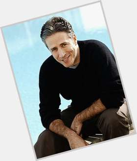 "<a href=""/hot-men/jon-stewart/is-he-liberal-atheist-still-married-back-journalist"">Jon Stewart</a> Average body,  salt and pepper hair & hairstyles"