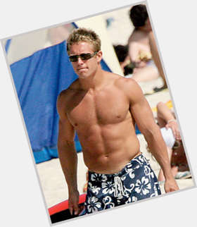 Jonny Wilkinson blonde hair & hairstyles Athletic body,