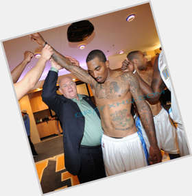 "<a href=""/hot-men/j-r-smith/is-he-jr-blood-young-money-married-dating"">J R Smith</a> Athletic body,  black hair & hairstyles"