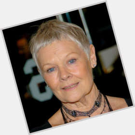 "<a href=""/hot-women/judi-dench/is-she-blind-married-sick-ill-dating-harry"">Judi Dench</a> Average body,  blonde hair & hairstyles"