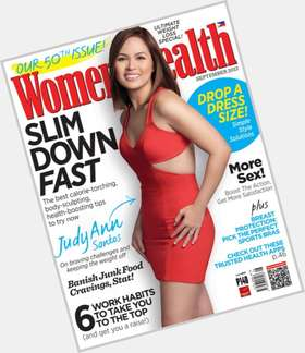 Judy Ann Santos dark brown hair & hairstyles Voluptuous body,