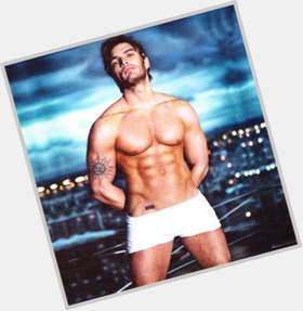 Julian Gil light brown hair & hairstyles Athletic body,