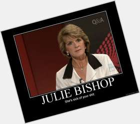 "<a href=""/hot-women/julie-bishop/is-she-married-related-bronwyn-catholic-deputy-prime"">Julie Bishop</a> Slim body,  dark brown hair & hairstyles"