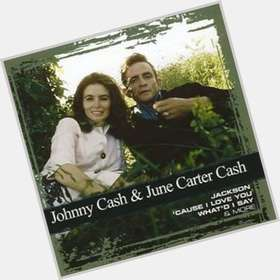 "<a href=""/hot-women/june-carter-cash/is-she-died-and-loretta-lynn-sisters-related"">June Carter Cash</a> Average body,  dark brown hair & hairstyles"