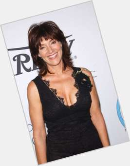 Katey Sagal dark brown hair & hairstyles Athletic body,