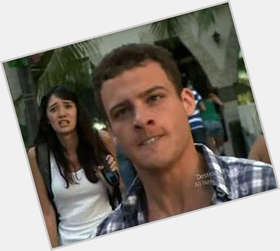 Kerem Bursin light brown hair & hairstyles Athletic body,