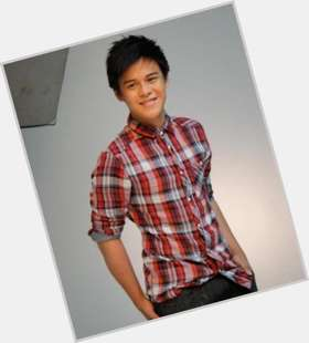 "<a href=""/hot-men/khalil-ramos/is-he-single-where-princess-and-i-what"">Khalil Ramos</a> Slim body,  black hair & hairstyles"