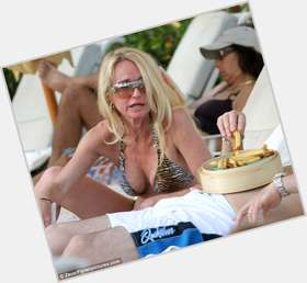 "<a href=""/hot-women/kim-richards/is-she-still-sober-rhobh-grandmother-married-dating"">Kim Richards</a> Average body,  blonde hair & hairstyles"