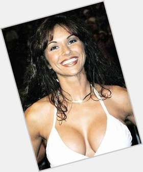 "<a href=""/hot-women/kimberly-page/is-she-still-married-ddp"">Kimberly Page</a> Athletic body,  dark brown hair & hairstyles"