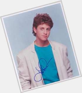 Kirk Cameron dark brown hair & hairstyles Athletic body,