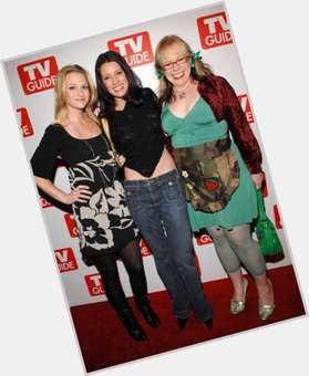 Kirsten Vangsness blonde hair & hairstyles Athletic body,