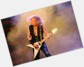 "<a href=""/hot-men/k-k-downing/is-he-kk-still-judas-priest-married-sick"">K K Downing</a> Average body,  blonde hair & hairstyles"