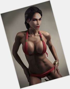 "<a href=""/hot-women/lara-croft/is-she-british-sexist-virgin-hero-superhero-real"">Lara Croft</a> Athletic body,  light brown hair & hairstyles"