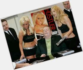 "<a href=""/hot-men/larry-flynt/is-he-impotent-alive-or-married-still-paralyzed"">Larry Flynt</a> Large body,  light brown hair & hairstyles"