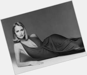 Lauren Hutton blonde hair & hairstyles Athletic body,