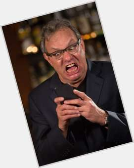 "<a href=""/hot-men/lewis-black/is-he-married-funny-ill-dating-kathleen-madigan"">Lewis Black</a> Large body,  grey hair & hairstyles"