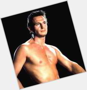 "<a href=""/hot-men/liam-neeson/is-he-married-irish-iron-man-3-dating"">Liam Neeson</a> Athletic body,  light brown hair & hairstyles"