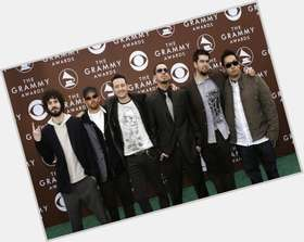 "<a href=""/hot-men/linkin-park/is-he-christian-emo-metal-good-breaking-satanic"">Linkin Park</a>"