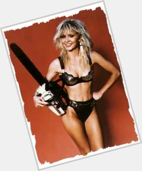 "<a href=""/hot-women/linnea-quigley/is-she-tall"">Linnea Quigley</a> Slim body,  dyed blonde hair & hairstyles"