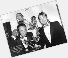 "<a href=""/hot-men/lionel-hampton/is-he-still-alive-there-it"">Lionel Hampton</a> Average body,  dark brown hair & hairstyles"