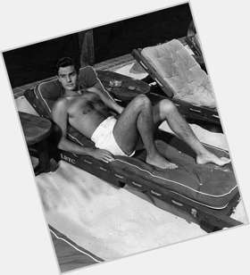 "<a href=""/hot-men/louis-jourdan/is-he-still-alive-living-actor"">Louis Jourdan</a> Slim body,  dark brown hair & hairstyles"
