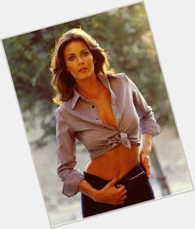 Lynda Carter dark brown hair & hairstyles Voluptuous body,