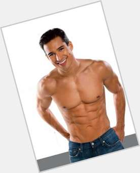 "<a href=""/hot-men/mario-lopez/is-he-married-mexican-related-george-still-hispanic"">Mario Lopez</a> Bodybuilder body,  black hair & hairstyles"