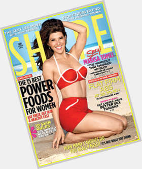 Marisa Tomei dark brown hair & hairstyles Athletic body,